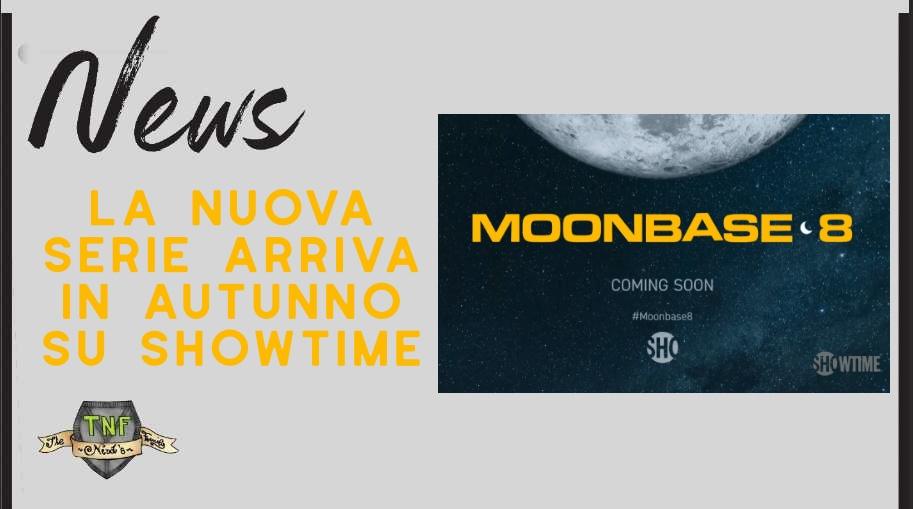 Moonbase 8 – il teaser della commedia sugli astronauti incompetenti