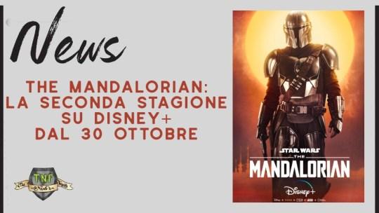 The Mandalorian – il 30 ottobre esce la seconda stagione
