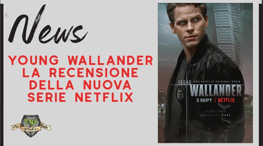 Young Wallander – la prima stagione non è all'altezza delle aspettative