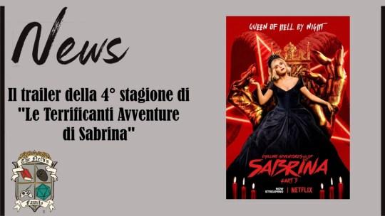 Le Terrificanti Avventure di Sabrina 4 – Trailer