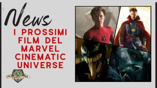 Espansione dell'MCU – cosa ci attende: Spider-Man, Doctor Strange, Venom, Morbius