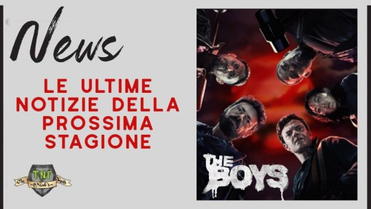 The Boys 3 – l'arrivo di Soldier Boy e la storia di Vought