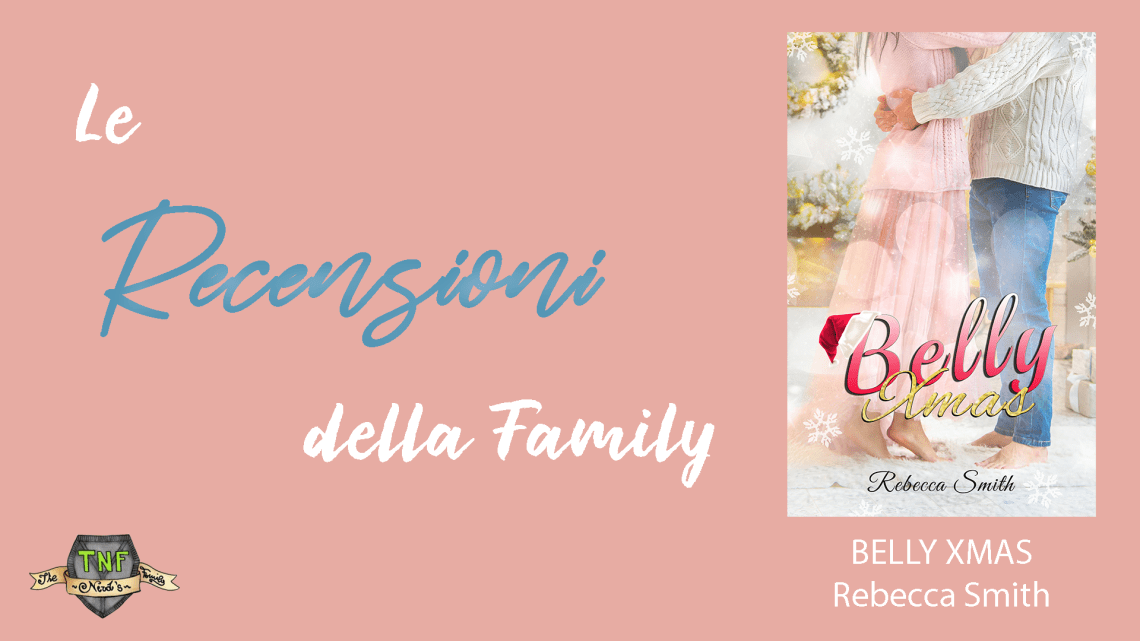 Belly Xmas – il nuovo libro di Rebecca Smith