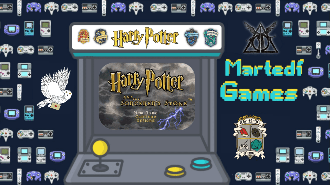 Harry Potter e la Guerra dei Game Boy