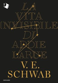 La vita invisibile di Addie LaRue copertina