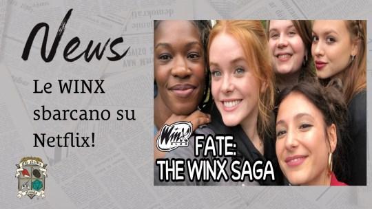 Fate – The Winx Saga, in arrivo su Netflix