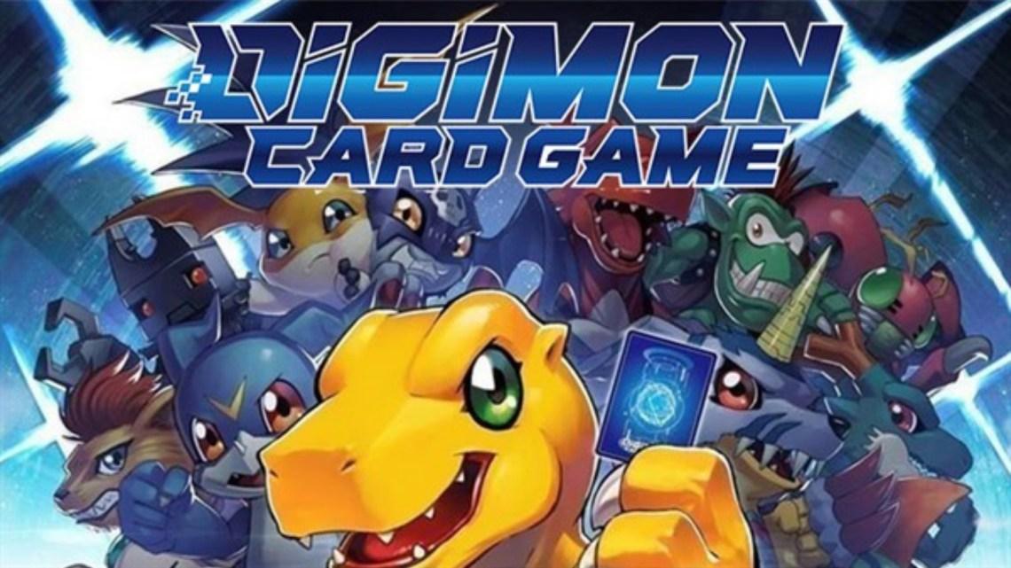 Digimon Card Game: la rivoluzione!