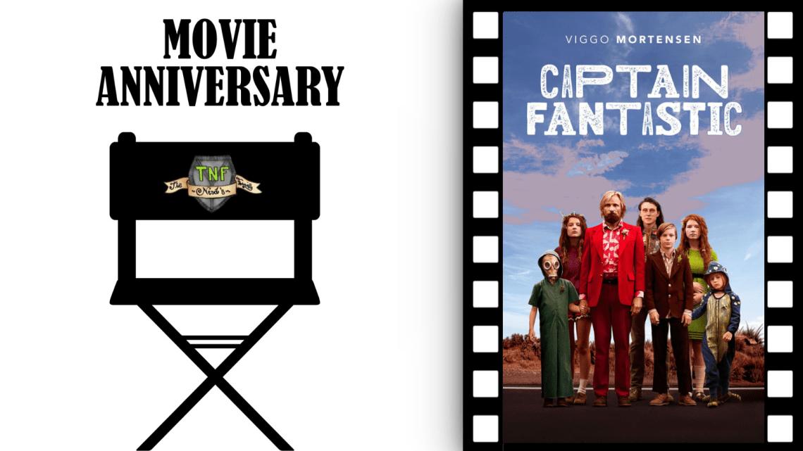 Captain Fantastic – l'anniversario della famiglia anarco-hippie