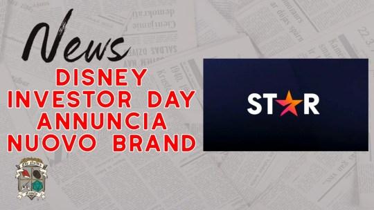 Star – Investor Day 2020 di Disney annuncia nuovo canale streaming