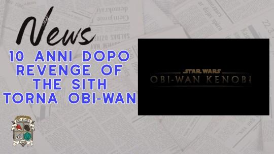 Obi-Wan Kenobi – annunciata la serie originale Dinsey+