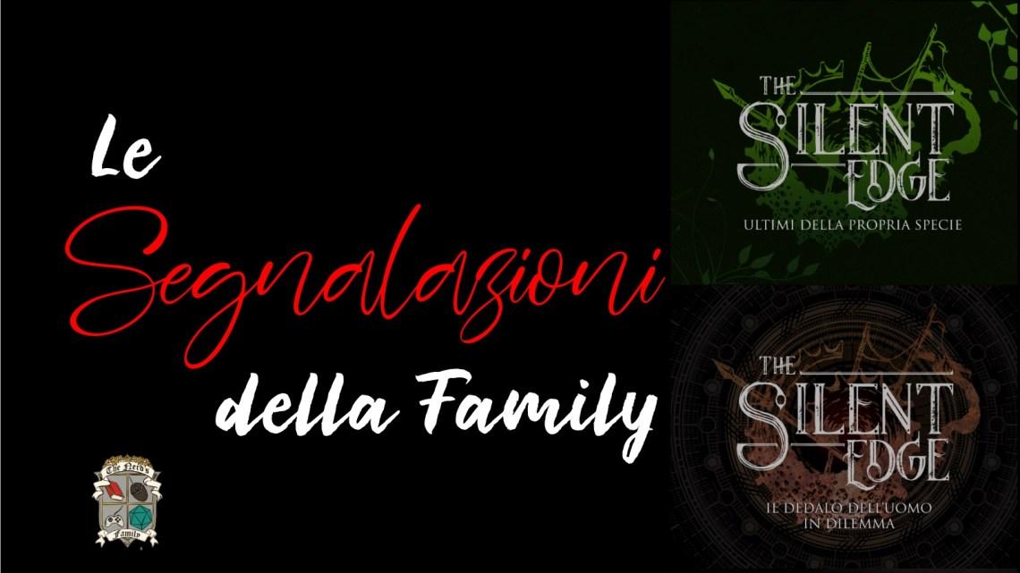 The Silent Edge – due racconti spin-off della Saga della Cenere