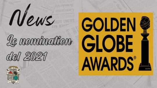 Nomination Golden Globe 2021 – Netflix sempre presente
