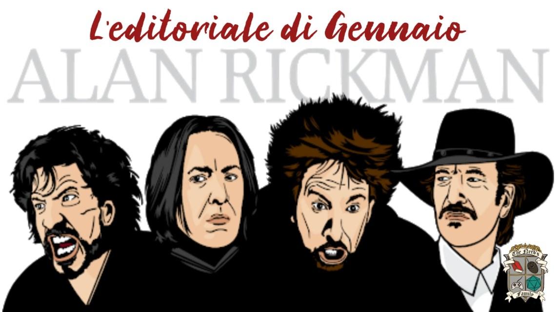 Alan Rickman: Sempre