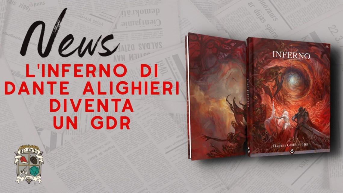 Inferno – Dante's Guide to Hell, il GDR della Divina Commedia