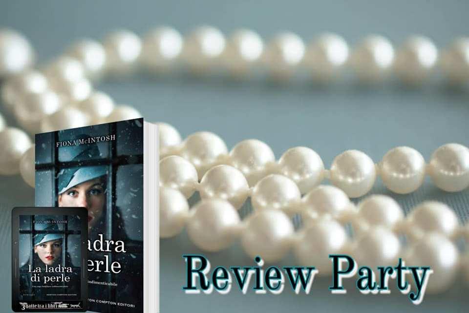 La Ladra di Perle: il romanzo di Fiona McIntosh – Review Party
