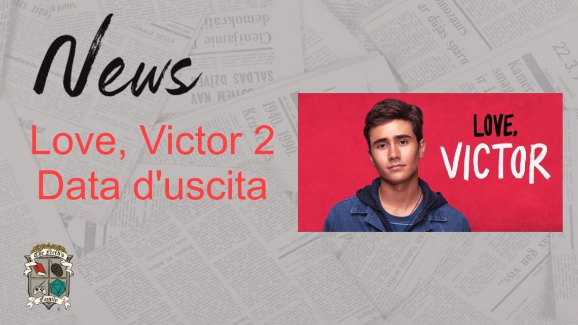 Love Victor 2: data d'uscita