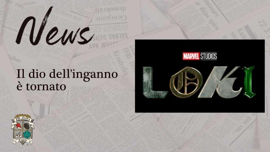 Loki – pilot – il dio dell'inganno è tornato su Disney+