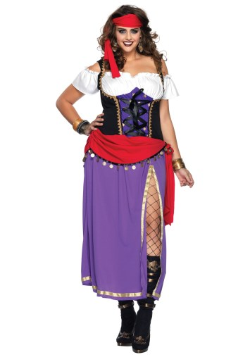 Sexy G**sy Costume