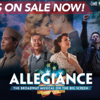 See George Takei's Broadway Musical Allegiance on the Big Screen
