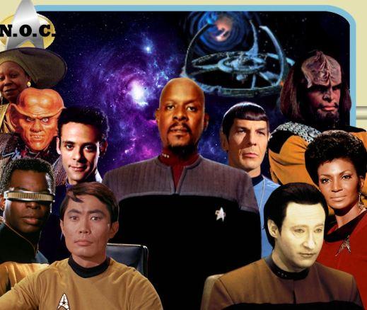 Capt. Benjamin Sisko (Capt.) and Deep Space Nine
