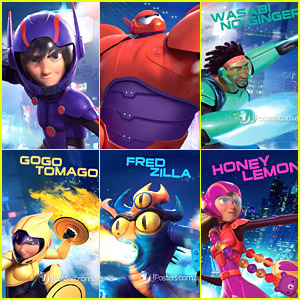 The team is comprised of Tadashi's classmates from the robotics program at the San Fransokyo Institute of Technology. There is the hotshot Go-Go (Jamie Chung in a sassy enough performance), Honey-Lemon (Génesis Rodrîguez, the genius mother hen.