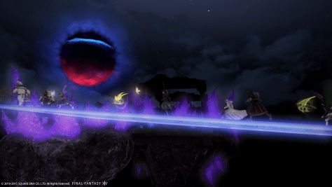The World of Darkness awaits FFIII fans in FFXIV:ARR.