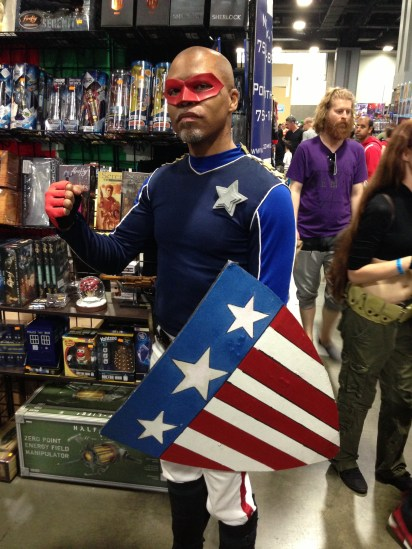 Patriot from Young Avengers