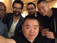 Joe Illidge, Greg Pak, Jeremy Whitley, and Jon Tsuei