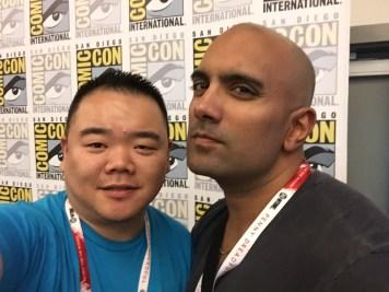Arune Singh of Marvel TV