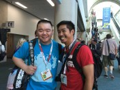 Vincent Pham's first SDCC
