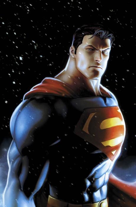 Superman snow