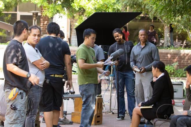 Black Tiger: Hunter Hunted Filming