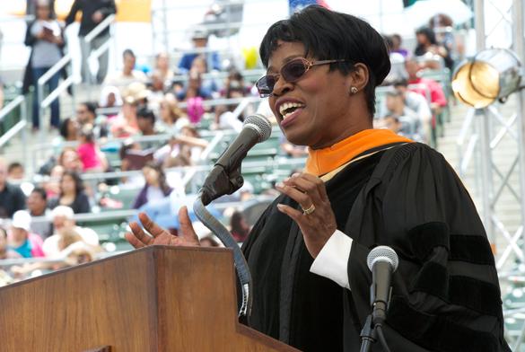 Dr. Wanda Austin