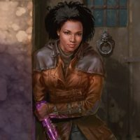 The Creation of Kaya, Magic: The Gathering's First Black Woman Planeswalker