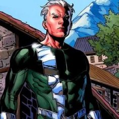 Pietro Maximoff in Young Avengers art by Jim Cheung