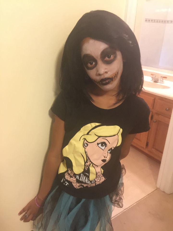 zombie-ballerina
