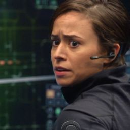 Briana Venskus as Agent Vasquez