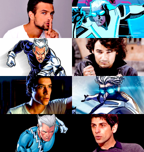Romani actors fancast for Pietro Maximoff by s4karuna