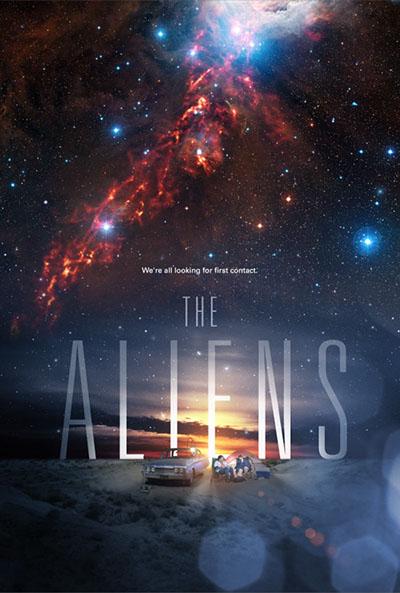 aliens poster screenshot