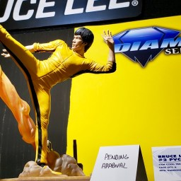 Bruce Lee prototype by Diamond Select.
