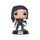 Cara Dune Pop! Vinyl - $9.99 Cara Dune faces new fights as a bounty hunter after leaving her life as a shock trooper for the Republic.