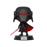 Second Sister Inquisitor Pop! Vinyl - $9.99 The cruel and ambitious Second Sister Inquisitor seeks to bring a swift end to the Jedi by destroying a young Padawan named Cal Kestis.
