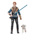 STAR WARS: THE BLACK SERIES 6-INCH CAL KESTIS Figure (HASBRO/Ages 4 years & up/Approx. Retail Price: Starting at $19.99/Available: Fall 2019) Fans and collectors can imagine exciting moments from the STAR WARS Galaxy with this premium STAR WARS: THE BLACK SERIES 6-INCH CAL KESTIS figure, inspired by the STAR WARS JEDI: FALLEN ORDER video game. This figure comes with a CAL KESTIS-inspired accessory, and features premium detail and multiple points of articulation, making it a great addition to any STAR WARS collection. Includes figure, droid, and 1 accessory. Available at most major retailers.