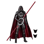 STAR WARS: THE BLACK SERIES 6-INCH SECOND SISTER INQUISITOR Figure (HASBRO/Ages 4 years & up/Approx. Retail Price: Starting at $19.99/Available: Fall 2019) Fans and collectors can imagine exciting moments from the STAR WARS Galaxy with this premium STAR WARS: THE BLACK SERIES 6-INCH SECOND SISTER INQUISITOR figure, inspired by the STAR WARS JEDI: FALLEN ORDER video game. This figure comes with a SECOND SISTER INQUISITOR-inspired accessory, and features premium detail and multiple points of articulation, making it a great addition to any STAR WARS collection. Includes figure and 1 accessory. Available at most major retailers.