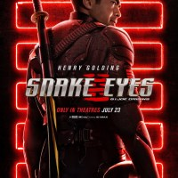 'Snake Eyes' Poster Offers a Silent Interlude Before the Trailer