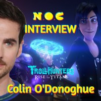 Colin O'Donoghue Discusses 'Trollhunters: Rise of the Titans'