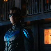 'Titans' Star Brenton Thwaites on Nightwing's Journey, his Relationship with Starfire, and Jason Todd's Possible Redemption