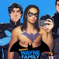 Yoshi Sudarso is Finally Nightwing in Live Action 'Batman: Wayne Family Adventures'