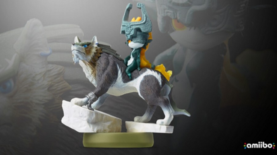 Image result for Wolf Link amiibo