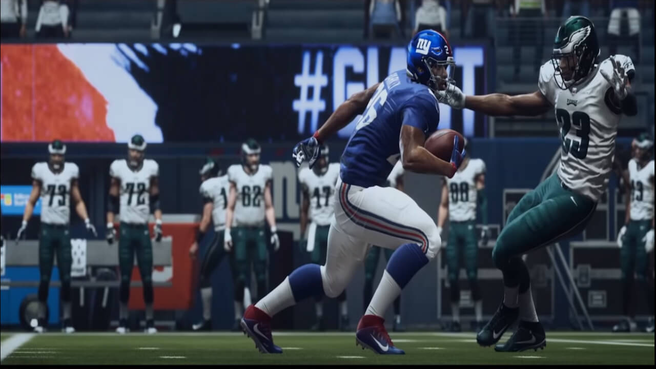E3 2018 Madden NFL 19 Has Never Looked Better The Nerd